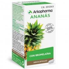Ananás | Arkocápsulas | Arkopharma  | 50 cáps de 325 mgr | Control de peso - Sistema digestivo
