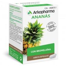 Ananás   Arkocápsulas   Arkopharma    84 cáps de 325 mgr   Control de peso - Sistema digestivo