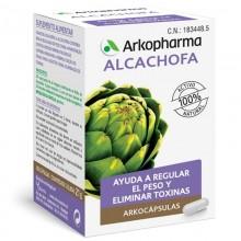 Alcachofa   Arkocápsulas   Arkopharma   100 cáps   Control de peso - Sistema digestivo
