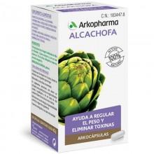 Alcachofa   Arkocápsulas   Arkopharma   200 cáps   Control de peso - Sistema digestivo