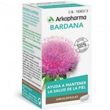Bardana   Arkocápsulas   Arkopharma   45 cáps de 350 mgr.   Piel - Depuración