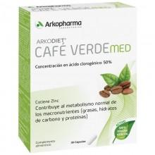 Café Verde 800 | Arkodiet | Arkopharma | 30 cáps | Pérdida de peso