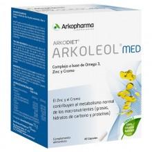 Arkoleol Med   Arkodiet   Arkopharma   45 cáps de 500 mgr.   Pérdida de peso