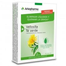 Té Verde y Velosilla   Arkocápsulas Complex   Arkopharma   45 cáps   Quemagrasas