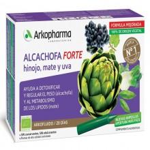 Alcachofa Forte BIO | Arkofluido | Arkopharma | 20 ampollas de 15 ml. | Pérdida de peso - Detoxificante