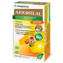 Jalea Real Fresca Premium Inmunidad BIO | Arkoreal | Arkopharma | 20 ampollas de 15 ml. | Jalea Real - Sistema Inmunitario