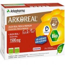 Jalea Real Fresca BIO sin azúcar | Arkoreal | Arkopharma | 20 ampollas de 15 ml. | 1500 mgr. | Jalea Real - Energía