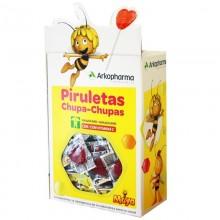 Piruleta Abeja Maya | Arkoreal | Arkopharma | 200 unidades | Nutrición infantil