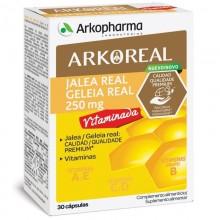 Jalea Real Vitaminada | Arkoreal | Arkopharma | 30 cáps de 250mg | Jalea Real - Energía - Sistema Inmunitario