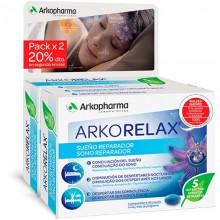 Sueño Reparador | Arkorelax | Arkopharma | 30 comp. x2 | Insomnio y estrés