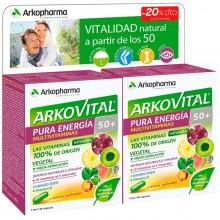 Arkovital | Arkopharma  | 60 caps. X2 | sis. Inmune – Vitalidad – Huesos – vista
