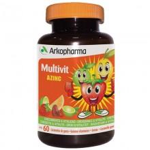 Multivitamínico – 60 caramelos de goma | ArkoVital | Arkopharma | 60 Caramelos | Vitaminas y minerales - Energía - Niños