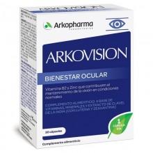 Arkovision | Arkopharma | 30 Cáp. | Vitaminas y minerales - Visión