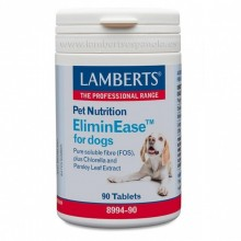 EliminEase | Lamberts | 90 comp. de 1000 mgr. | sist. Digestivos perros