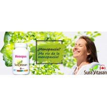 Menopax | Suravitasan | 60 Caps. De 542 mgr. | menopausia