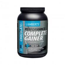 Complete Gainer - sabor a Chocolate| Lamberts | 1816g en polvo| Construcción del musculo - Maximiza la potencia