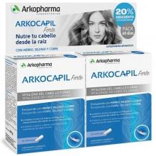 Arkocapil Forte | Nutricosmética | Arkopharma | 120 Cáps de 230 mg | Cabello