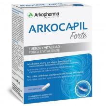Arkocapil Forte| Nutricosmética | Arkopharma | 60 Cáps de 230 mg | Cabello