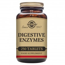 Enzimas Digestivas  | Solgar | 250 Comp de 452 mgr | Sis. Digestivo