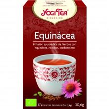 Yogi Tea| Equinácea| Nutrition & Santé | 17 bolsas| Equinácea, Canela, Jengibre, Cardamomo - Bienestar