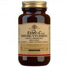 Ester-C Plus  | Solgar  | 180 Comp de 1000 mg | Inmunidad - Acción Antioxidante