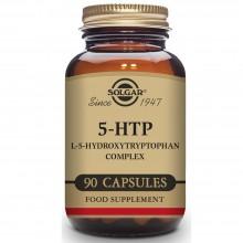 5-Hidroxitriptófano (5-HTP)  | Solgar | 90 Cáps | sueño - descanso
