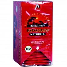 Avitale - Té Rooibos Natural BIO| Nutrition & Santé | 20 bolsitas | Té Rooibos| Digestiva y calmante