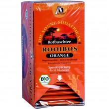Avitale - Té Rooibos Naranja BIO| Nutrition & Santé | 20 bolsitas | Té Rooibos y aroma de Naranja| Digestiva y calmante