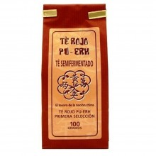 Avitale - Té Rojo Pu Erh| Nutrition & Santé | 100 g| Té Rojo Pu Erh Semi Fermentado| Digestión y Diurética