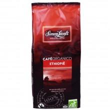 Simon Levelt - Café Etiopia| Nutrition & Santé | 250g| Café orgánico (Fuerza 3) Eco | Activador y Energizante