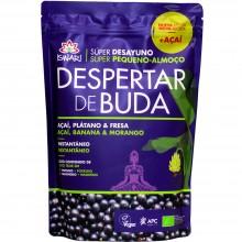 Despertar de Buda - Açai & Plátano Bio| Nutrition & Santé | 360g| Superalimentos, Almendras, Açai & Plátano | Superalimento