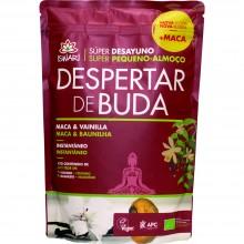 Despertar de Buda - Maca y Vainilla Bio| Nutrition & Santé | 360g| Superalimentos, Almendras, Maca y Vainilla | Superalimento