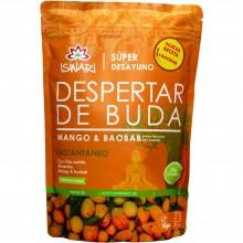 Despertar de Buda - Mango & Baobab Bio | Nutrition & Santé | 360g| Superalimentos, Almendras, Mango y Baobab| Superalimento