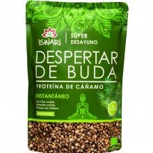 Despertar de Buda - Proteína Cañamo Bio| Nutrition & Saté | 360g| Superalimentos, Almendras, Proteína de Cáñamo | Superalimento
