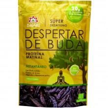 Despertar de Buda - Proteína Matinal Bio| Nutrition & Saté | 360g| Superalimentos, Almendras, Arroz, Plátano| Superalimento