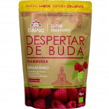 Despertar de Buda - Frambuesa Bio | Nutrition & Saté | 360g| Superalimentos, Almendras, Frambuesa | Superalimento