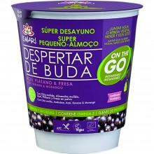 Despertar de Buda POT - Açai & Plátano Bio| Nutrition & Santé | 50g | Superalimentos, Almendras, Açai & Plátano | Superalimento
