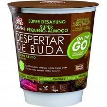 Despertar de Buda POT - Cacao Crudo Bio| Nutrition & Santé | 50g | Superalimentos, Almendras, Açai & Plátano | Superalimento