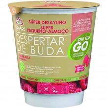 Despertar de Buda POT - Frambuesa Bio| Nutrition & Santé | 50g | Superalimentos, Almendras, Frambuesa | Superalimento