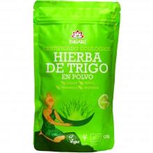 Hierba de Trigo Bio | Nutrition & Santé | 125g | Hierba de Trigo Ecológica en Polvo | Superalimento