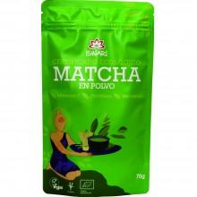 Matcha Bio | Nutrition & Santé | 70g | Matcha Ecológica en Polvo | Superalimento