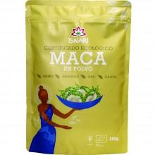 Maca Bio | Nutrition & Santé | 250g | Maca en Polvo | Superalimento Energía y Fatiga