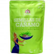 Semillas de Cáñamo sin Cáscara Bio | Nutrition & Santé | 250g | Semillas de Cáñamo | Superalimento Energía y Salud