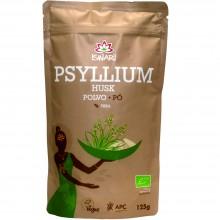 Cáscara de Psyllium Bio | Nutrition & Santé | 125g | Cáscara de Psilio | Superalimento Digestión y Colesterol