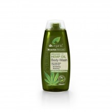 Gel de Baño | dr. Organic | 250 ml | Con Aceite de Cáñamo Orgánico - 100% Bio