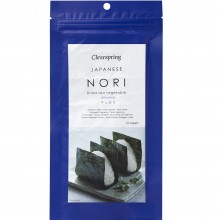 ClearSpring - Nori Hojas | Nutrition & Santé | 25g | Alga Nori | Best Of Japan