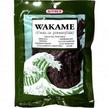 Mitoku Macrobiotic - Wakame | Nutrition & Santé | 50g | Alga Wakame | Best Of Japan