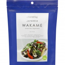 ClearSpring - Wakame | Nutrition & Santé | 50g | Alga Wakame | Best Of Japan