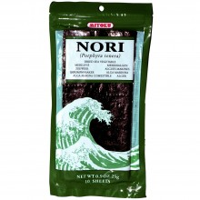 Mitoku Macrobiotic - Nori Hojas | Nutrition & Santé | 25g | Alga Nori | Best Of Japan