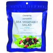 ClearSpring - Ensalada de Algas Japonesas | Nutrition & Santé | 25g | Algas Wakame, Agar, Aka Tsunomata | Best Of Japan
